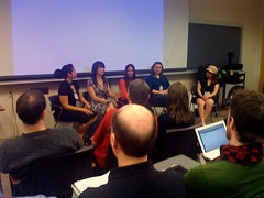 Northern Voice Panel: Nadia, Jen, Linda, Rebec...