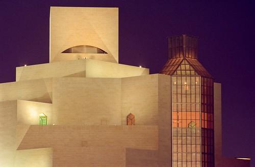 MIA At Night III by Doha Sam