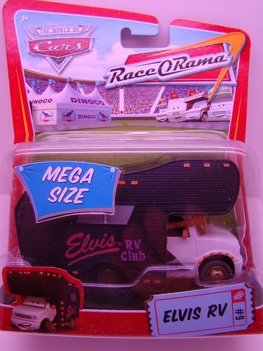 Megasized Elvis RV