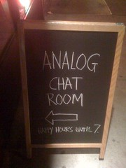 Commonwealth: Analog Chat Room