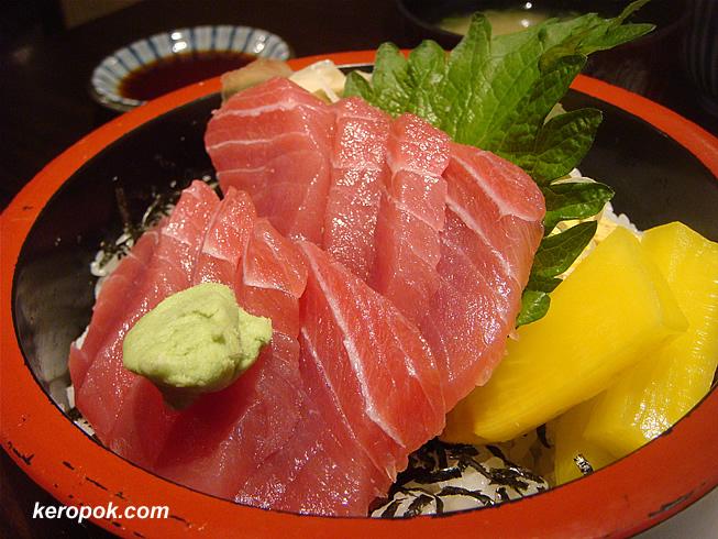 Tuna Chirashi