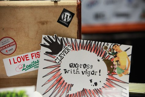Clever? Express with Vigor!