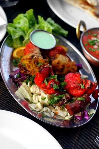 Tandoori Junction: Junction platter by you.