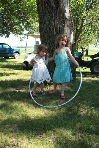 Raina and Piper