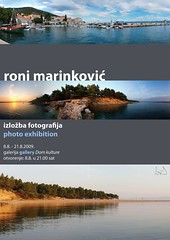 Photo Exhibition in Bol 8.8. @ 21:00