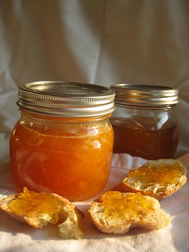 Jam Making - Peach Jam