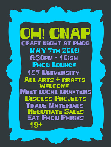 Oh CNAP May 7th (grey)