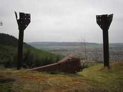 Belmont Ironstone Mine Aerial Ropeway, Guisborough