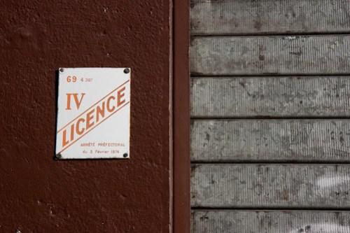 06/05/2009 : Licence IV