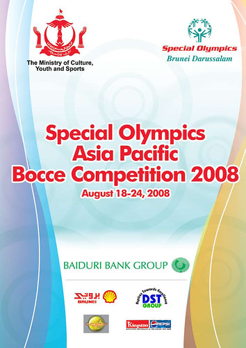 Special Olympics Brunei by you.