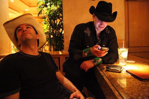 SxSW - Digital Cowboys at the Four Seasons