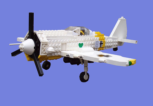Lego Focke-Wulf World War II