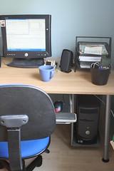 Min kontorsplats