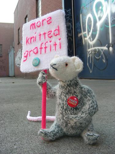 graffiti rat2