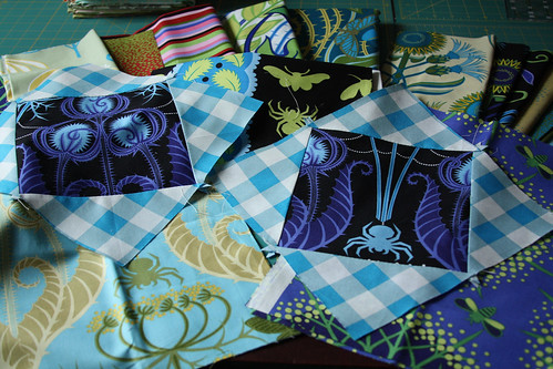 Prairie Gothic Fabrics