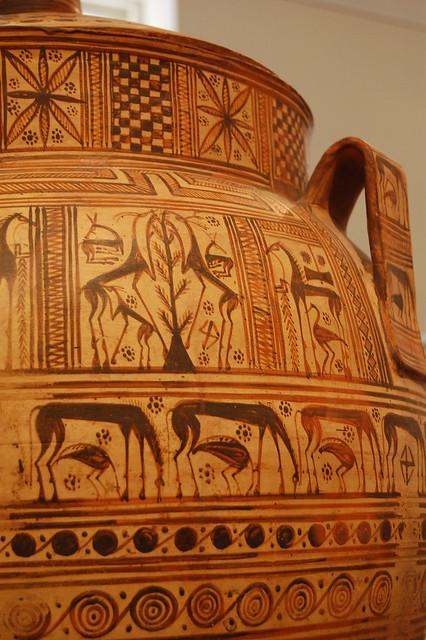 Greek Terra Cotta Jars