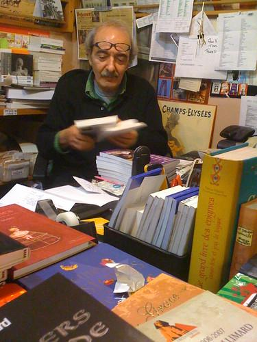 Roland, libraire à Outremont