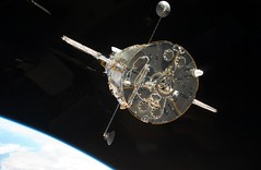 Hubble Released into Space