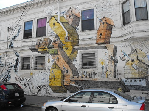 Wires, Murals, and the people caught in-between 10