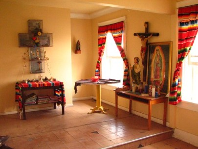 Annunciation House Chapel 5