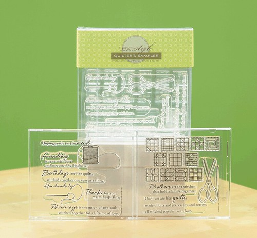 Papertrey Ink Quilter's Sampler set