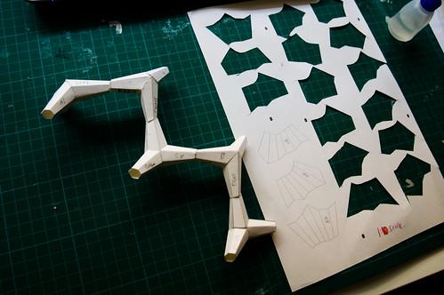 Papercraft x Variations