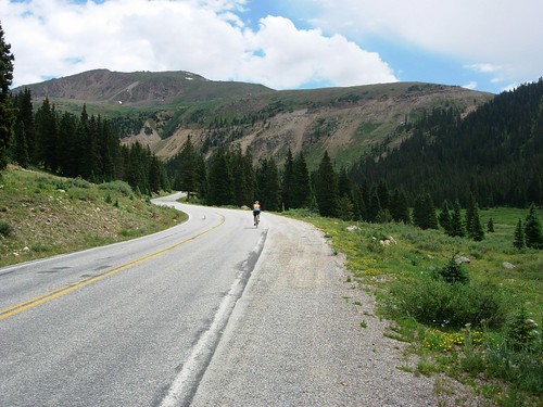 Bob on climbing Colorados Independent Pass I remember seeing the last pitch as I came out of the trees and thinking... oh,$#%$#! and just put my head down
