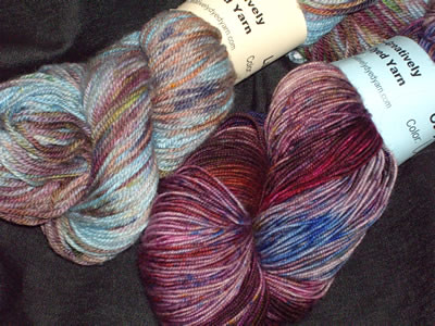 Creatively Dyed Yarns in Luxury & Calypso