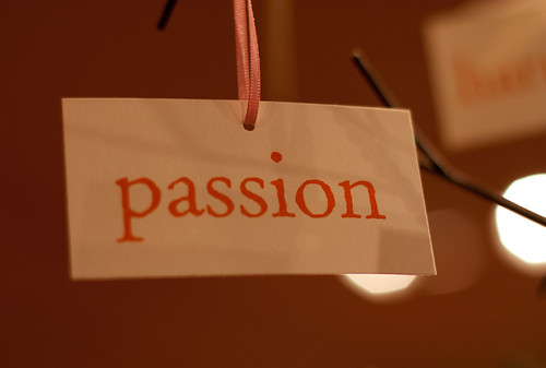 Passion by neil conway
