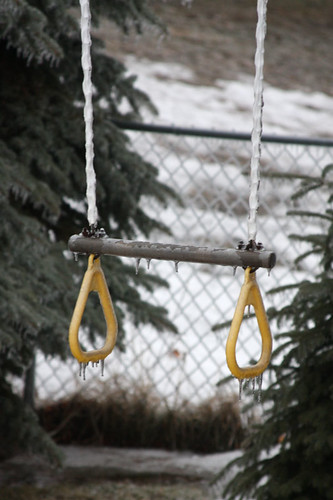 Ice Storm - Swing Set
