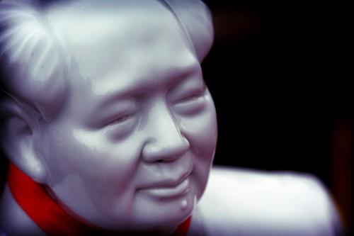 Porcelain Mao