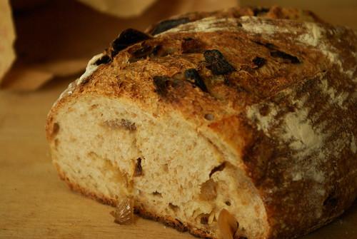 allium bread