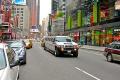 Limousine Hummer