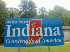 Indiana welcome. 2 hrs to game time. Skyway to the north sidd. by baseislife
