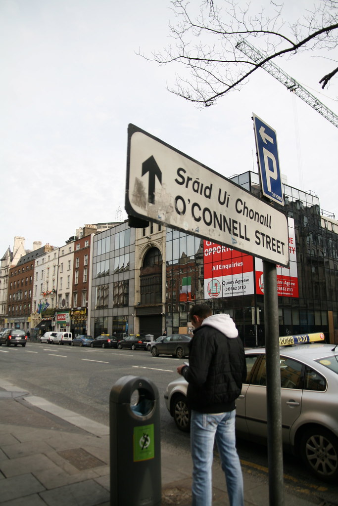 O'Conell Street
