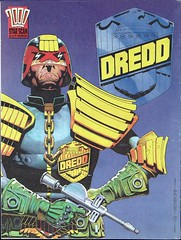 2000AD/Judge Dredd