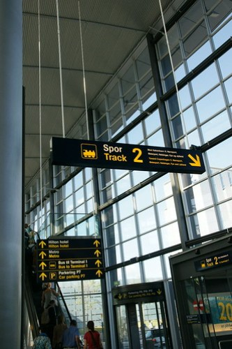 CPH Copenhagen Airport
