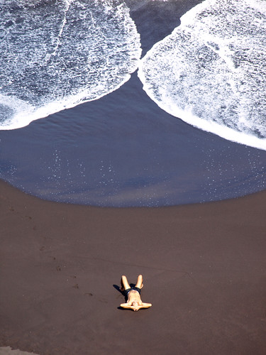 Our local beach,Bollullo...bliss!