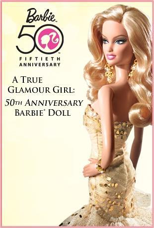 Barbie 50 Anos