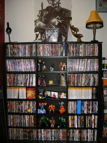 DVD Shelf 1