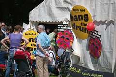 Irish Aid - Bang The Drum (Africa Day 2009)