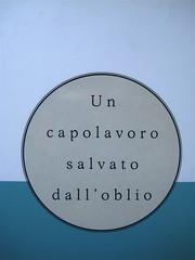 Dolores Prato, Giù la piazza non c'è nessuno, Mondadori 1997, in sovracoperta: ill. fotog. col, elaborazione, ©Photonica / TDR (part.)