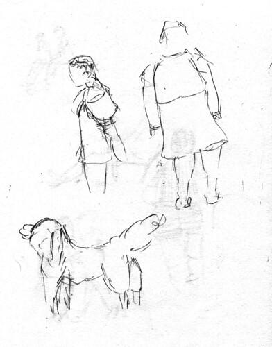 Life drawing, part 11