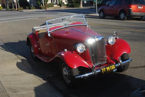 car geotagged vintagecar mg td berkeleyca nikond40x (Photo: THE Holy Hand Grenade! on Flickr)