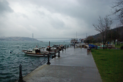 Bosphorus, Boğaziçin, Üsküdar, İstanbul, Pentax K10d