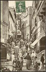 Algiers: A Street in the Casbah (GRI)