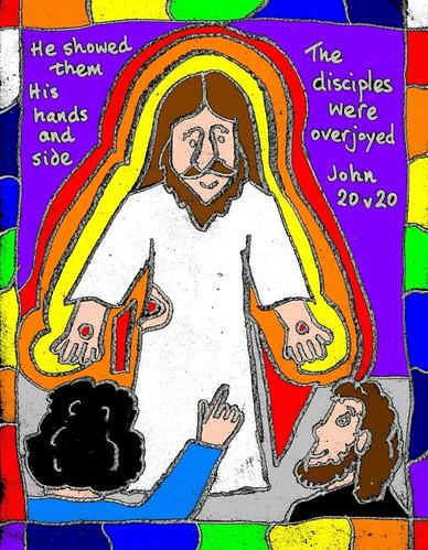 Jesus Appears