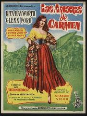 Los amores de Carmen