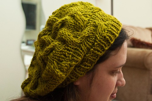 Star Crossed Beret - FINISHED