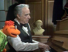 Beethoven and Victor Borge